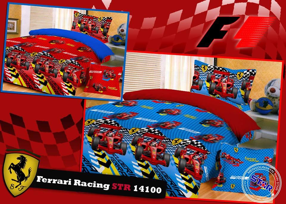 Sprei Ferrari Racing