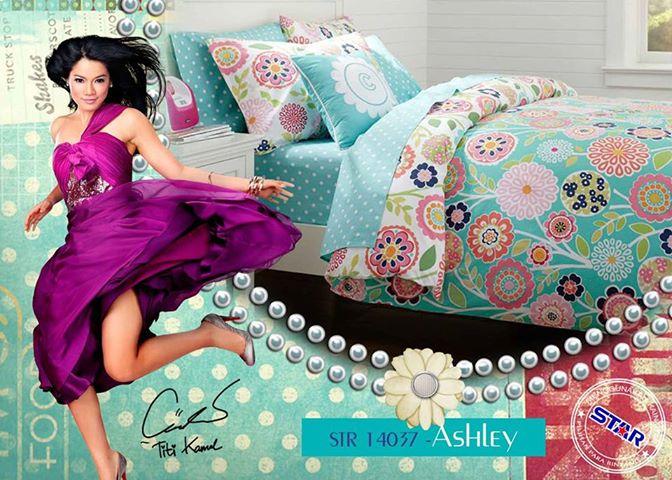 Sprei Star Ashley
