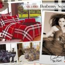 Sprei Star Burberry Supernova