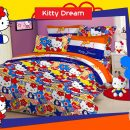 Sprei Kitty Dream