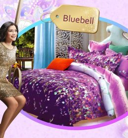 Sprei Star Bluebell