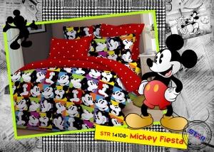 Sprei Star Mickey Fiesta