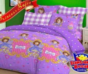 Sprei Star Princess Sofia