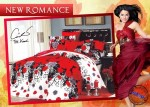 Sprei Star New Romance