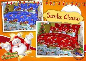 Sprei Santa Clause