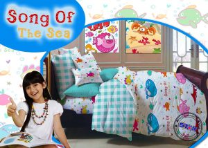 Sprei Song Of The Sea