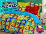 Sprei Star Minion World