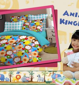 Sprei Animal Kingdom