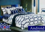 Sprei Star Android