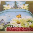 Sprei Star Butterfly Garden
