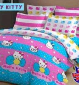 Sprei Star Lovely Kitty