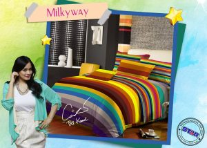Sprei Star Milky Way