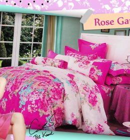 Sprei Star Rose Garden