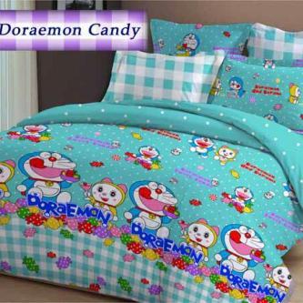 Sprei Doraemon Candy