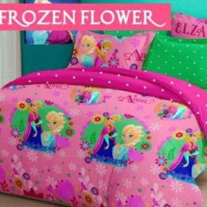 Sprei Frozen Flower