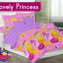 Sprei Lovely Princess