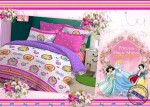 Sprei Princess Magic Mirror