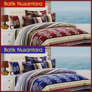 Sprei Star Batik Nusantara