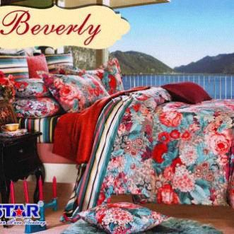 Sprei Star Beverly