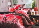 Sprei Star Red Beauty