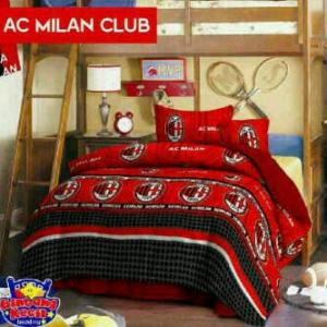 Sprei Star AC Milan Club