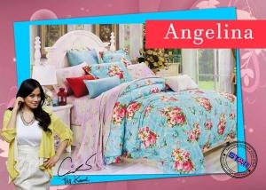 Sprei Star Angelina