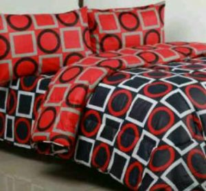 Sprei Star Gregory