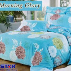 Sprei Star Morning Glory