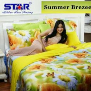 Sprei Star Summer Brezee