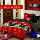 Sprei Bintang Kecil Liverpool Club