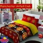 Sprei Bintang Kecil Manchester United Club