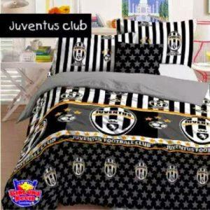 Sprei Bintang Kecil Juventus Club