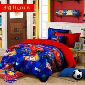 Sprei Star Big Hero 6