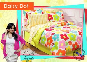 Sprei Star Daisy Dot