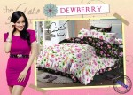 Sprei Star Dewberry