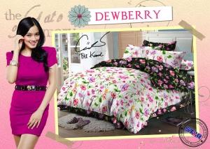 Sprei Star Dewberry