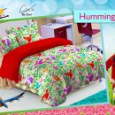 Sprei Star Humming Bird