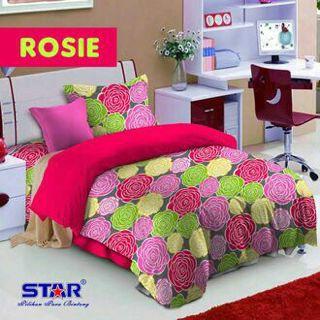 Sprei Star Rosie