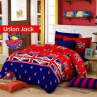 Sprei Star Union Jack