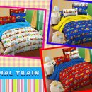 Sprei Animal Train