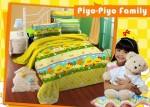 Sprei Piyo-Piyo Family