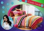 Sprei Star Silk Candy Crush