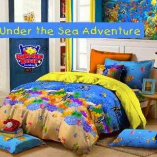 Sprei Under The Sea Adventure