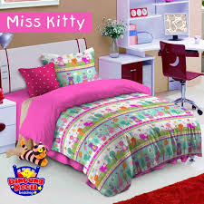 Sprei Miss Kitty