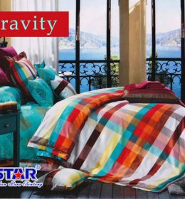 Sprei Star Gravity