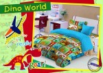 Sprei Dino World