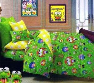 Sprei Keropi All Star