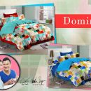 Sprei Star Domino