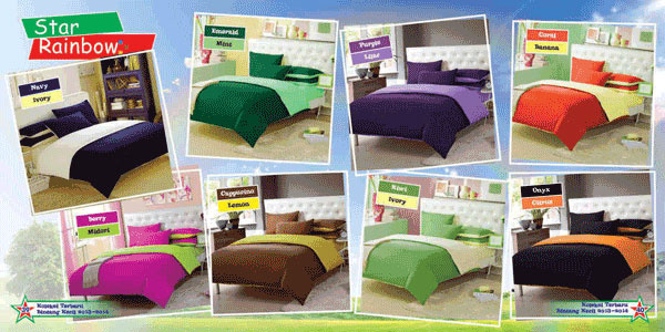 sprei-star-rainbow