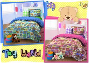 Sprei Toy World